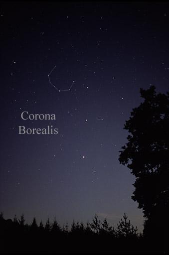 Corona Borealis, Bootes